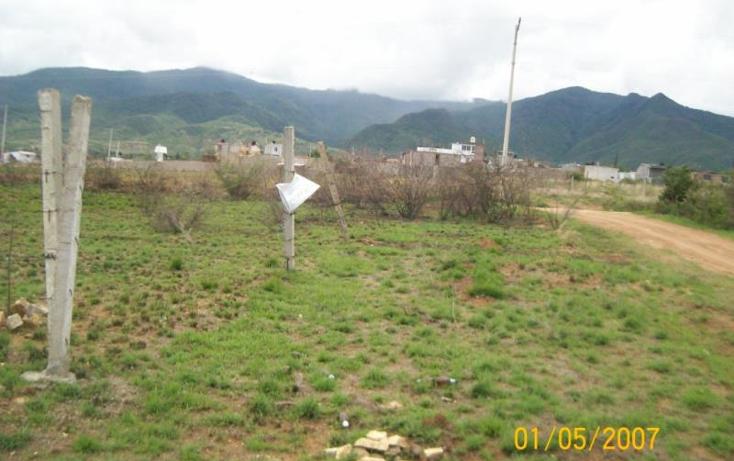 Foto de terreno habitacional en venta en  nonumber, santiago etla, san lorenzo cacaotepec, oaxaca, 853251 No. 06