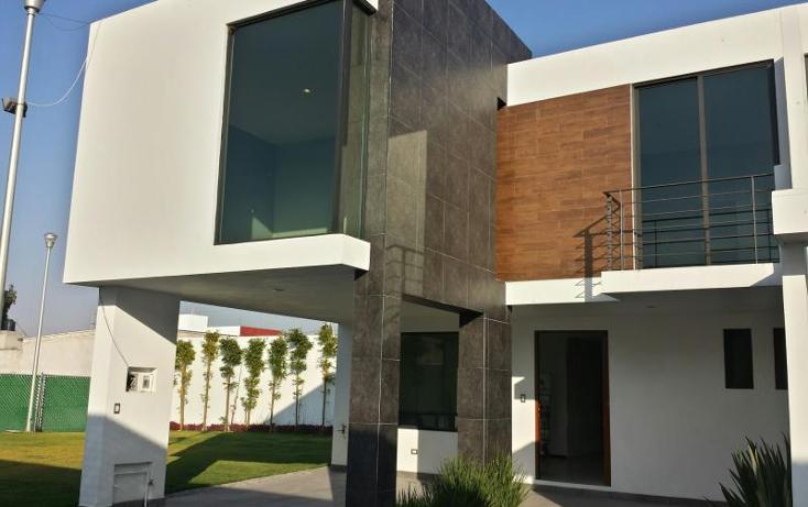 Foto de casa en renta en  nonumber, santiago momoxpan, san pedro cholula, puebla, 1630224 No. 01