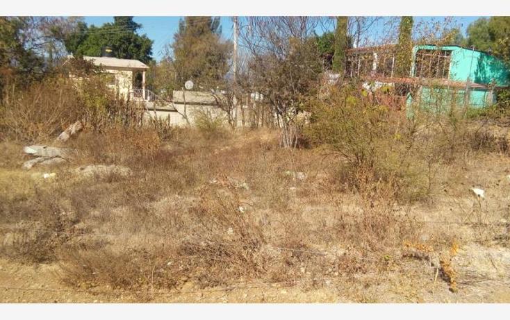 Foto de terreno habitacional en venta en  nonumber, santo domingo barrio alto, villa de etla, oaxaca, 1666634 No. 01