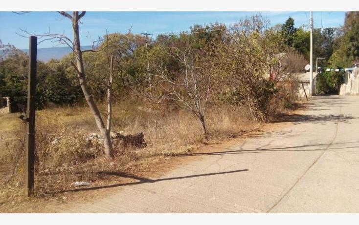 Foto de terreno habitacional en venta en  nonumber, santo domingo barrio alto, villa de etla, oaxaca, 1666634 No. 07