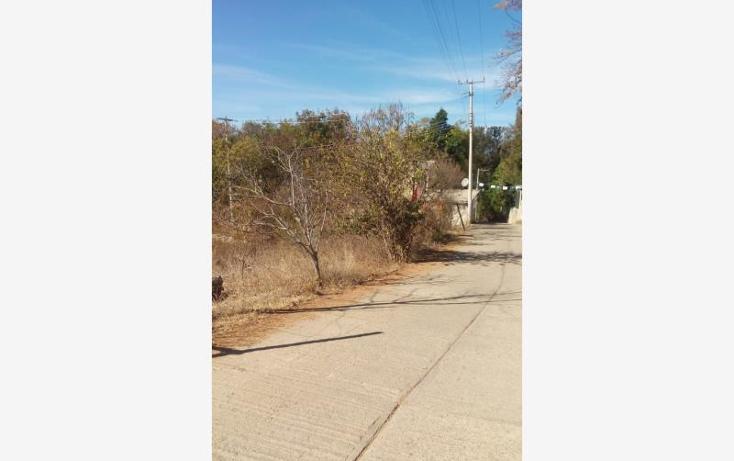 Foto de terreno habitacional en venta en  nonumber, santo domingo barrio alto, villa de etla, oaxaca, 1666634 No. 08