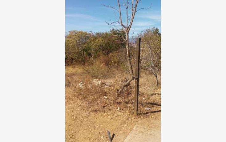Foto de terreno habitacional en venta en  nonumber, santo domingo barrio alto, villa de etla, oaxaca, 1666634 No. 09