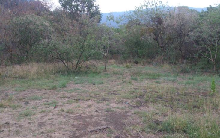 Foto de terreno habitacional en venta en  nonumber, santo domingo, tepoztlán, morelos, 959909 No. 05