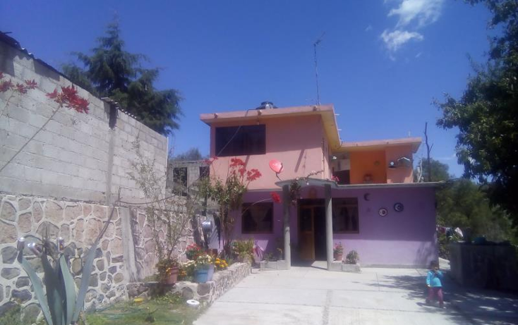 Foto de casa en venta en  nonumber, sayula, tepetitlán, hidalgo, 1779064 No. 04