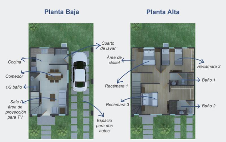 Foto de casa en venta en  nonumber, sevilla residencial, tijuana, baja california, 2022442 No. 09
