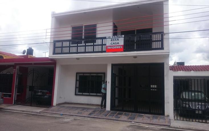 Foto de casa en venta en  nonumber, solidaridad nacional a c, comalcalco, tabasco, 1403153 No. 01