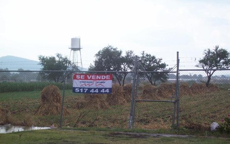 Foto de terreno habitacional en venta en  nonumber, tabachines, jacona, michoac?n de ocampo, 385376 No. 06