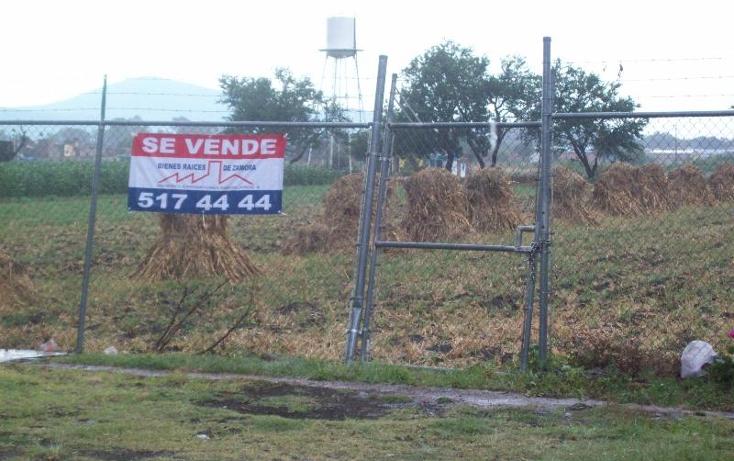 Foto de terreno habitacional en venta en  nonumber, tabachines, jacona, michoac?n de ocampo, 385376 No. 08