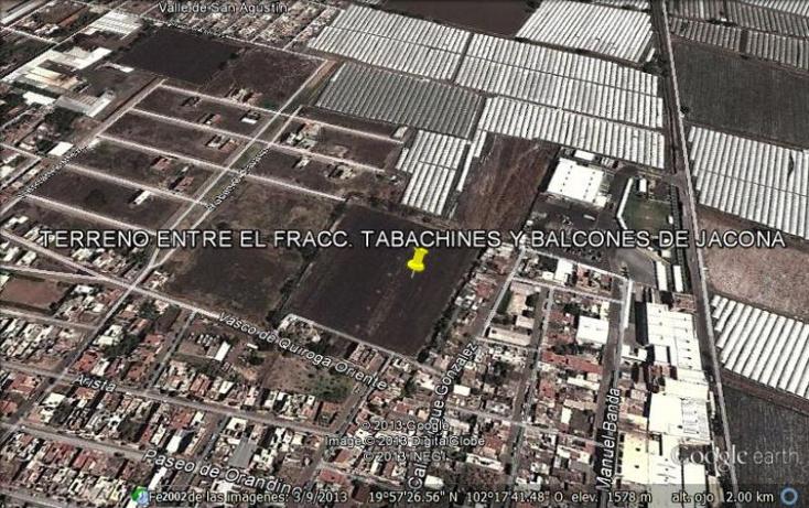 Foto de terreno habitacional en venta en  nonumber, tabachines, jacona, michoac?n de ocampo, 385376 No. 11