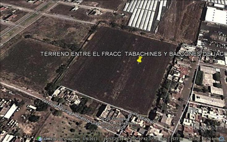 Foto de terreno habitacional en venta en  nonumber, tabachines, jacona, michoac?n de ocampo, 385376 No. 12
