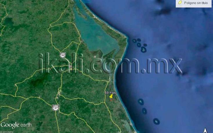 Foto de terreno habitacional en venta en  nonumber, tamiahua, tamiahua, veracruz de ignacio de la llave, 1427999 No. 08