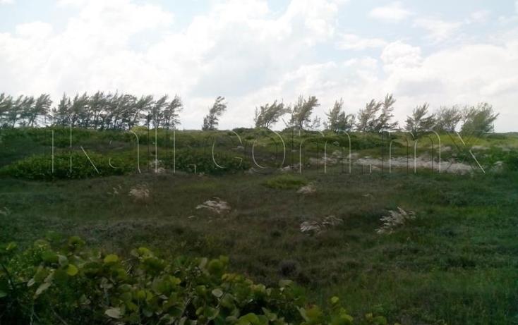 Foto de terreno habitacional en venta en  nonumber, tamiahua, tamiahua, veracruz de ignacio de la llave, 1428031 No. 03