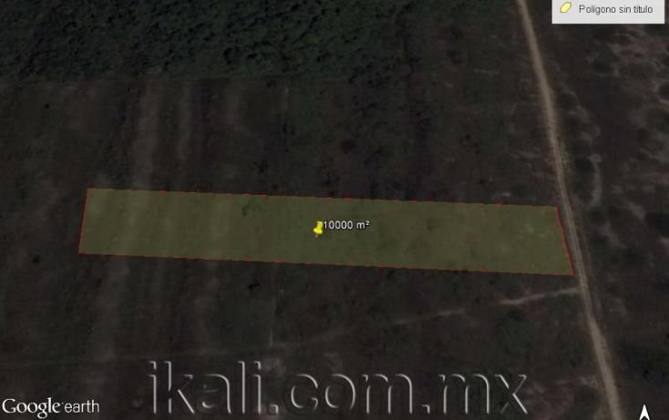 Foto de terreno habitacional en venta en  nonumber, tamiahua, tamiahua, veracruz de ignacio de la llave, 1428031 No. 04