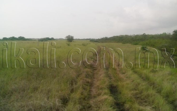 Foto de terreno habitacional en venta en  nonumber, tampamachoco, tuxpan, veracruz de ignacio de la llave, 1223839 No. 02