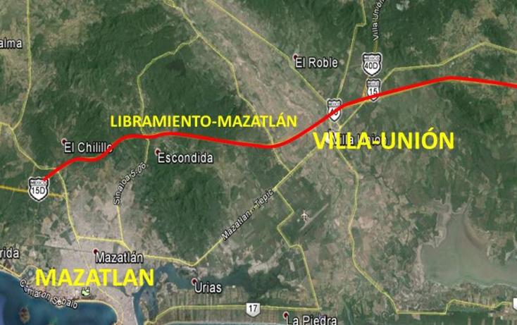 Foto de terreno comercial en venta en  nonumber, teacapan, escuinapa, sinaloa, 1592434 No. 07