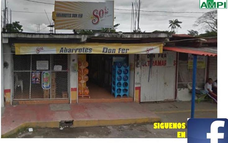 Foto de local en venta en  nonumber, tecolutilla, comalcalco, tabasco, 1104887 No. 01