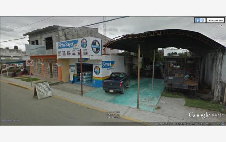 Foto de terreno comercial en venta en  nonumber, tecolutilla, comalcalco, tabasco, 1992294 No. 03