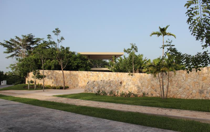 Foto de terreno habitacional en venta en  nonumber, temozon norte, mérida, yucatán, 1360867 No. 18