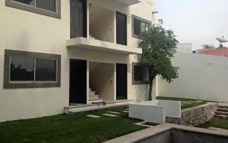 Foto de casa en venta en  nonumber, teopanzolco, cuernavaca, morelos, 1601774 No. 02