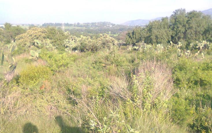 Foto de terreno habitacional en venta en  nonumber, tepetlaoxtoc de hidalgo, tepetlaoxtoc, méxico, 370380 No. 03
