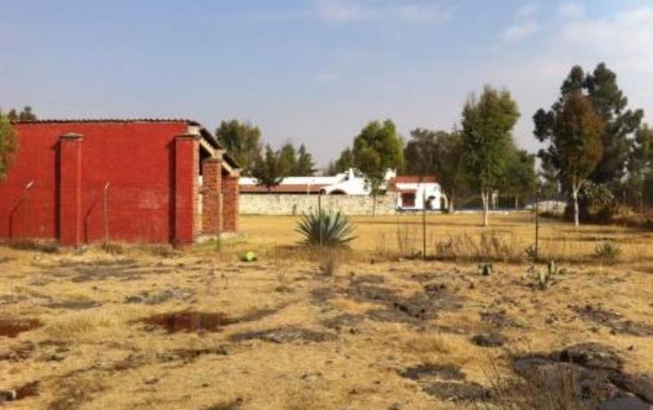 Foto de terreno habitacional en venta en  nonumber, tepojaco, tizayuca, hidalgo, 816917 No. 07