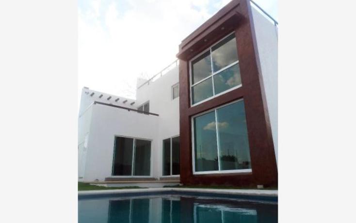 Foto de casa en venta en  nonumber, tequesquitengo, jojutla, morelos, 827729 No. 02