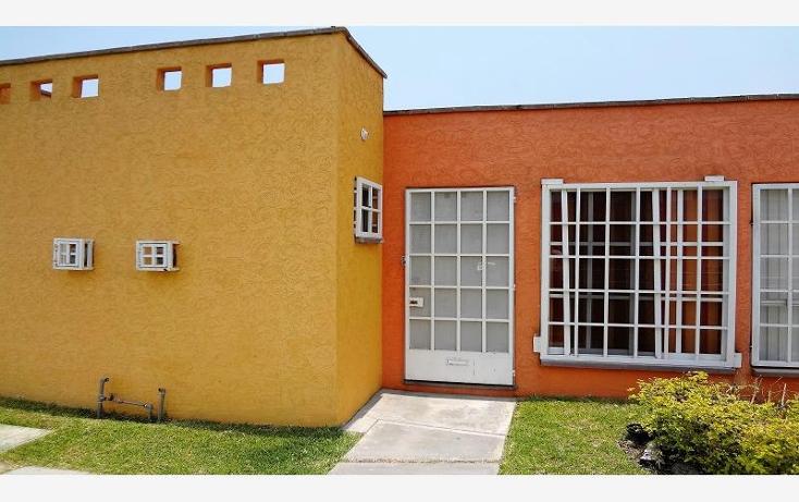 Foto de casa en venta en  nonumber, tezoyuca, emiliano zapata, morelos, 1384627 No. 01
