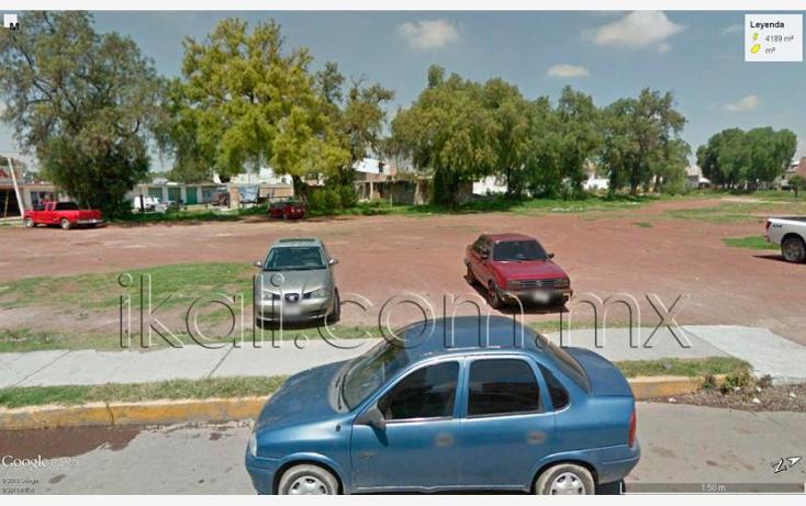 Foto de terreno habitacional en renta en  nonumber, tizayuca centro, tizayuca, hidalgo, 1646686 No. 01