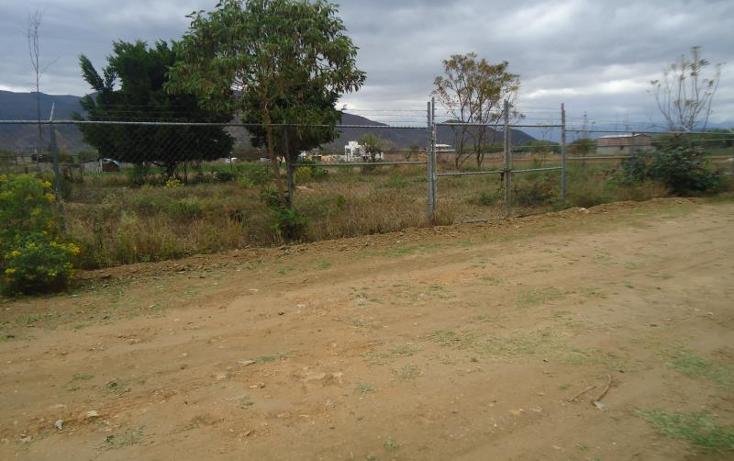Foto de terreno habitacional en venta en  nonumber, tlalixtac de cabrera, tlalixtac de cabrera, oaxaca, 1774108 No. 01
