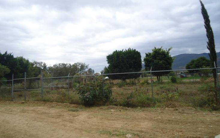 Foto de terreno habitacional en venta en  nonumber, tlalixtac de cabrera, tlalixtac de cabrera, oaxaca, 1774108 No. 02