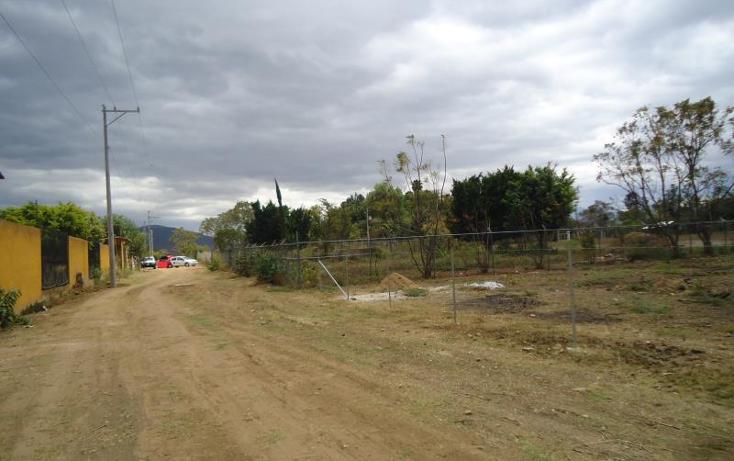 Foto de terreno habitacional en venta en  nonumber, tlalixtac de cabrera, tlalixtac de cabrera, oaxaca, 1774108 No. 05
