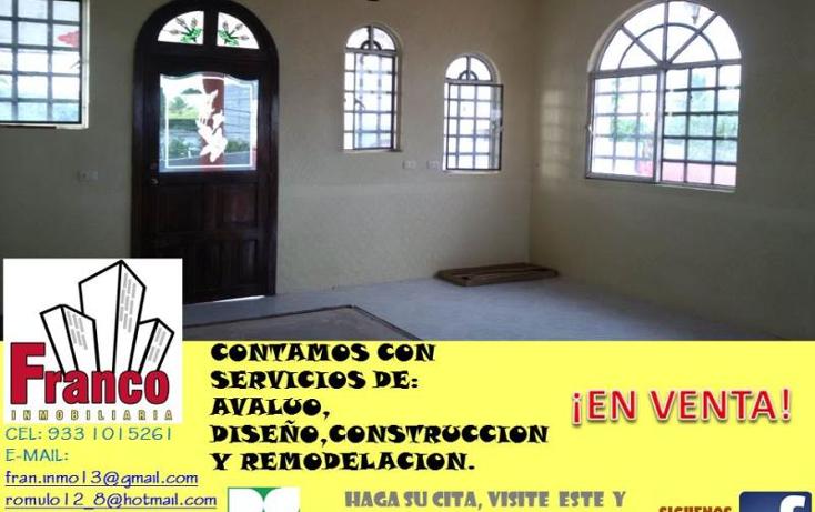 Foto de casa en venta en  nonumber, tomas garrido, comalcalco, tabasco, 1444743 No. 02