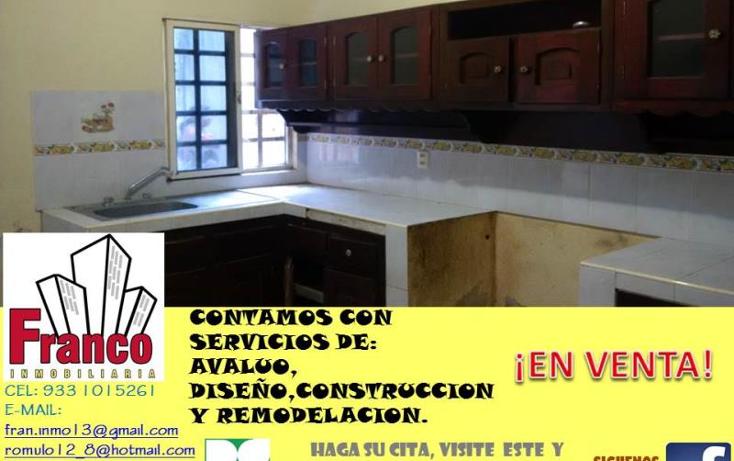 Foto de casa en venta en  nonumber, tomas garrido, comalcalco, tabasco, 1444743 No. 08