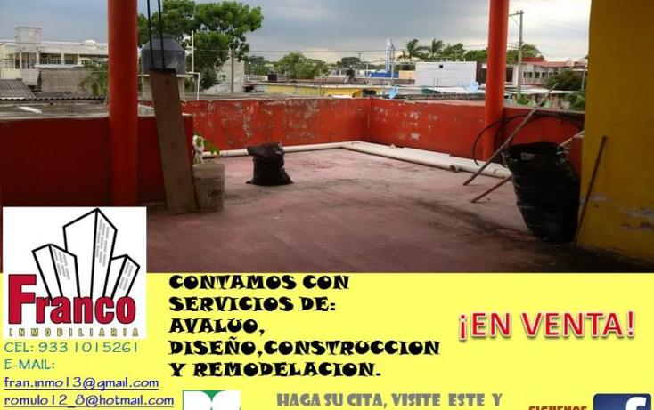 Foto de casa en venta en  nonumber, tomas garrido, comalcalco, tabasco, 1444743 No. 10