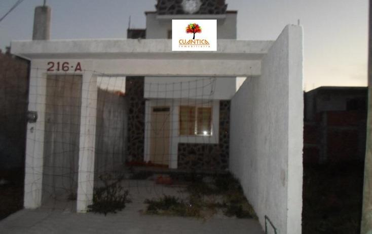Foto de casa en venta en  nonumber, torre?n nuevo, morelia, michoac?n de ocampo, 1025329 No. 01