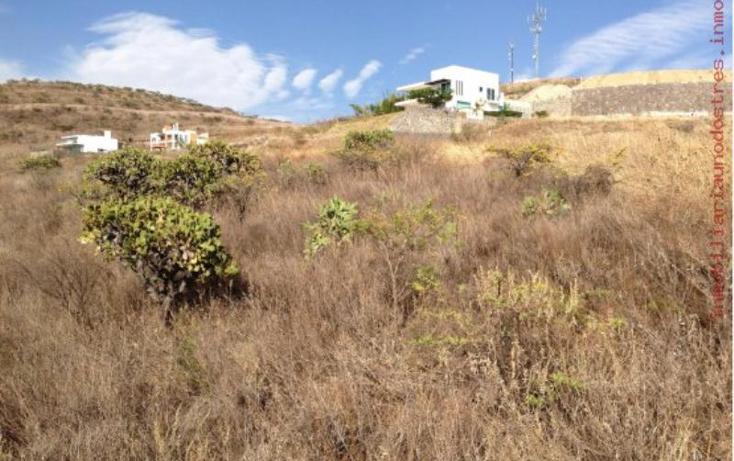 Foto de terreno habitacional en venta en  nonumber, tres marías, morelia, michoacán de ocampo, 381369 No. 03