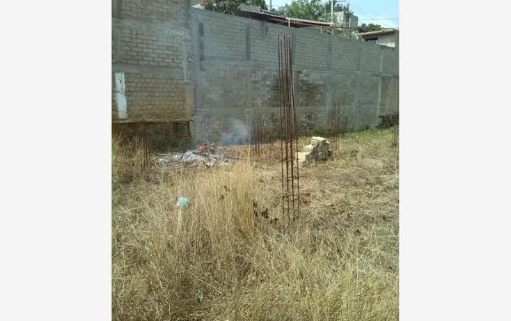 Foto de terreno habitacional en venta en  nonumber, trinidad de viguera, oaxaca de juárez, oaxaca, 1485815 No. 01