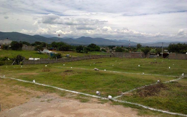 Foto de terreno habitacional en venta en  nonumber, unión, santa cruz xoxocotlán, oaxaca, 419176 No. 01
