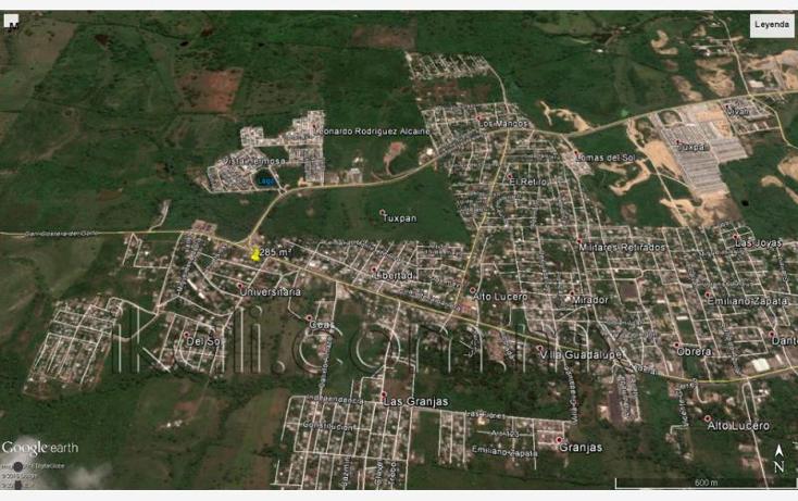 Foto de terreno habitacional en venta en  nonumber, universitaria, tuxpan, veracruz de ignacio de la llave, 1711522 No. 08