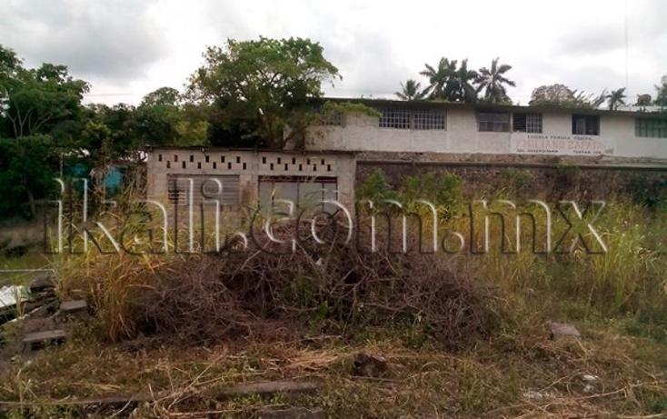 Foto de terreno habitacional en venta en  nonumber, universitaria, tuxpan, veracruz de ignacio de la llave, 2025112 No. 03