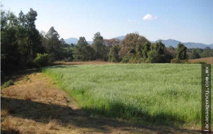 Foto de terreno habitacional en venta en  nonumber, valle de bravo, valle de bravo, méxico, 853985 No. 01