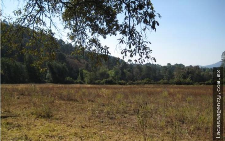 Foto de terreno habitacional en venta en  nonumber, valle de bravo, valle de bravo, méxico, 853985 No. 02