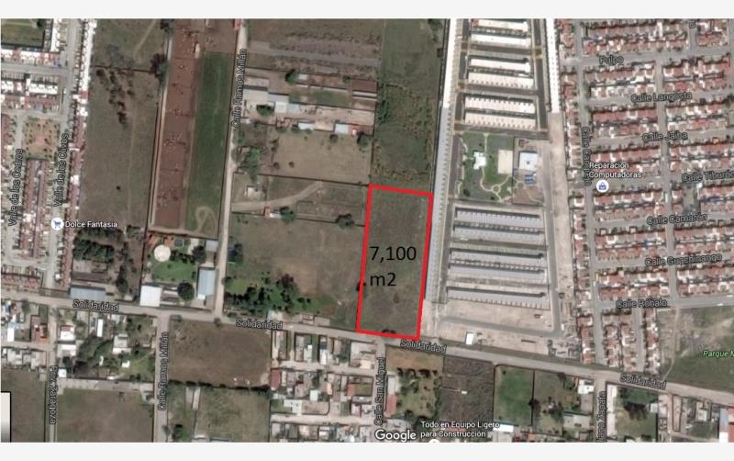 Foto de terreno habitacional en venta en  nonumber, valle de la misericordia, san pedro tlaquepaque, jalisco, 2033502 No. 01
