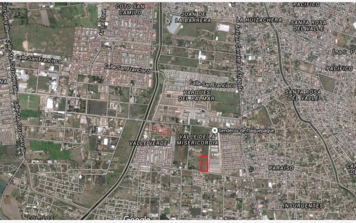 Foto de terreno habitacional en venta en  nonumber, valle de la misericordia, san pedro tlaquepaque, jalisco, 2033502 No. 02