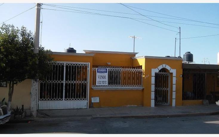 Foto de casa en venta en  nonumber, valle de las flores infonavit, saltillo, coahuila de zaragoza, 2025014 No. 01