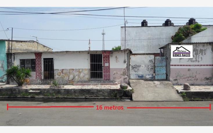 Foto de terreno habitacional en venta en  nonumber, venustiano carranza, boca del r?o, veracruz de ignacio de la llave, 1989858 No. 01