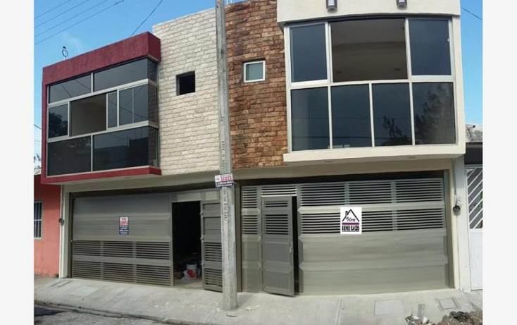Foto de casa en venta en  nonumber, venustiano carranza, boca del r?o, veracruz de ignacio de la llave, 2030186 No. 01