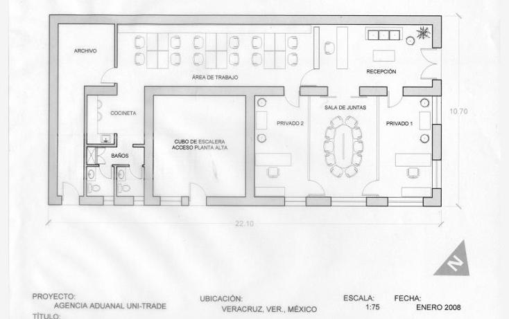 Foto de edificio en renta en  nonumber, veracruz centro, veracruz, veracruz de ignacio de la llave, 628892 No. 03