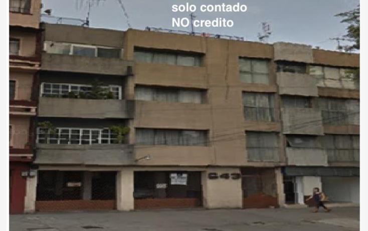 Foto de departamento en venta en  nonumber, vertiz narvarte, benito juárez, distrito federal, 1476567 No. 02