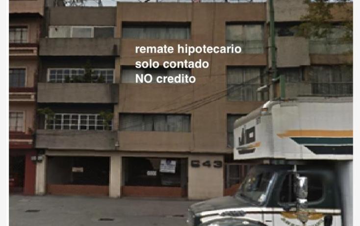 Foto de departamento en venta en  nonumber, vertiz narvarte, benito juárez, distrito federal, 1476567 No. 04